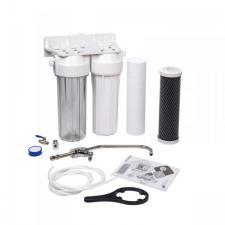 Фильтр 2 ступени (белый механ, уголь)  0-25-3220X