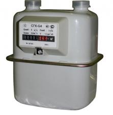 Счетчик газа СГК G4 (левый или правый)